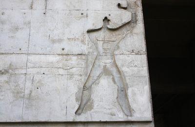 La Cité radieuse de Le Corbusier à Rezé-les-Nantes
