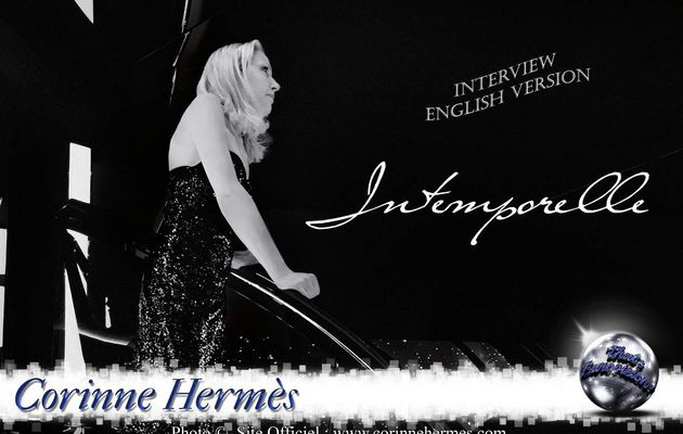 Corinne Hermès - I felt like paying tribute to those songs