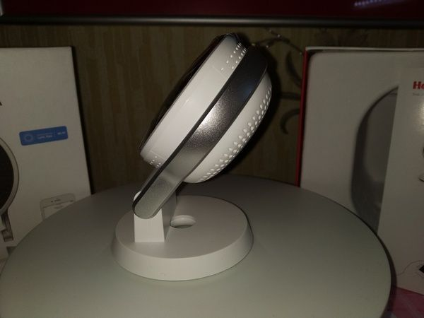 découverte de la caméra de surveillance Full HD - Honeywell Lyric C2 @ Tests et Bons Plans