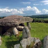 Archaeologists reveal origins of famous UK Stone Age monument