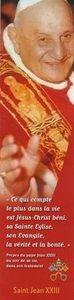 Prière de Jean XXIII au Christ, Roi de l'Univers