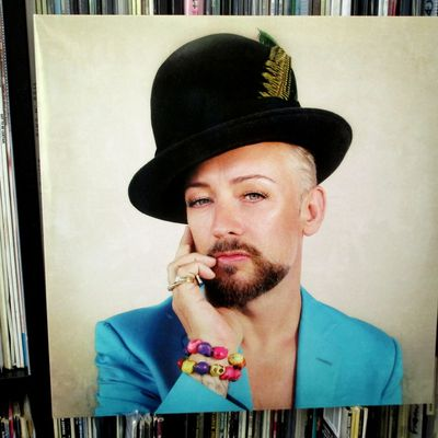 """BOY GEORGE """"This is what I do"""""""