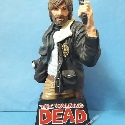 Diamond Select Toys The Walking Dead: Rick Grimes Bust Bank