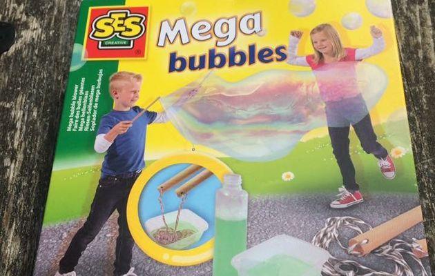 Méga Bubbles SES Créative