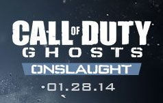 Jeux video: Call of Duty : Ghosts Onslaught en essai gratuit sur XBLA !
