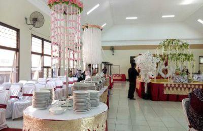 Berkah Catering - Gedung Artabiyah HANGTUAH Kenjeran (12-03-2017)