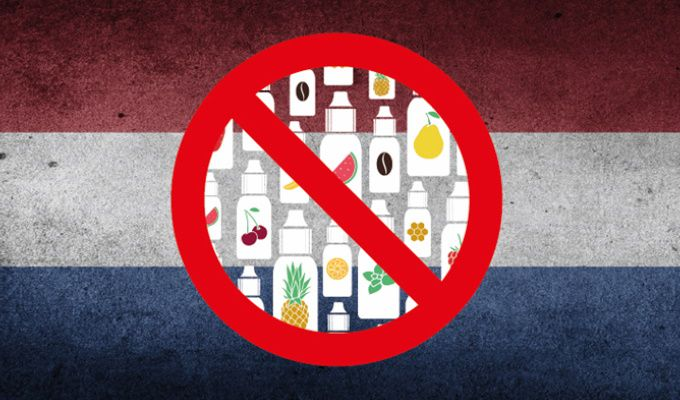 Les vapoteurs néerlandais essaient de sauver les saveurs de leurs eliquides