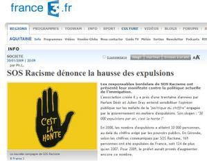 Lancement de la campagne sur Bordeaux