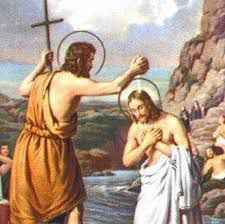 THE BAPTISM OF THE LORD OF THE YEAR A