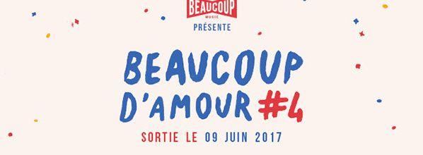 Compilation Beaucoup d'Amour: quatrième volume