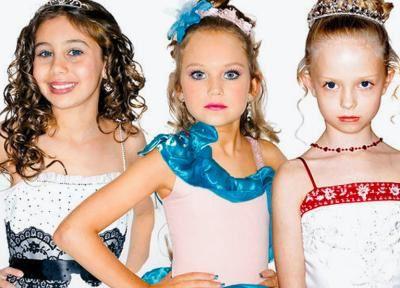 Schönheitswettbewerbe für Kinder