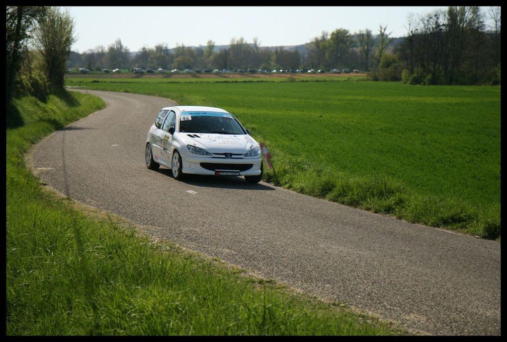 Rallye du Frontonnais 2015
