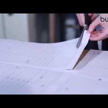 Comment assembler un patron téléchargeable Burda