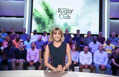 Reportage exceptionnel avec Samuel Ezeala ce dimanche dans le Canal Rugby Club