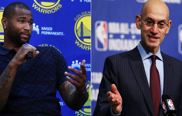 DeMarcus Cousins : «La NBA nous donne une chance d'être créatif»