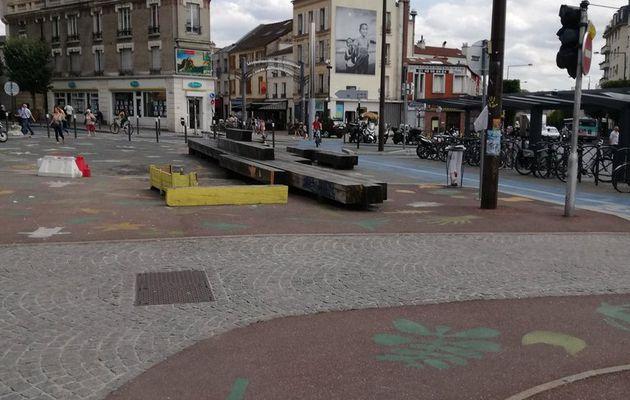 Gilets jaunes de Montreuil : Rats le bol