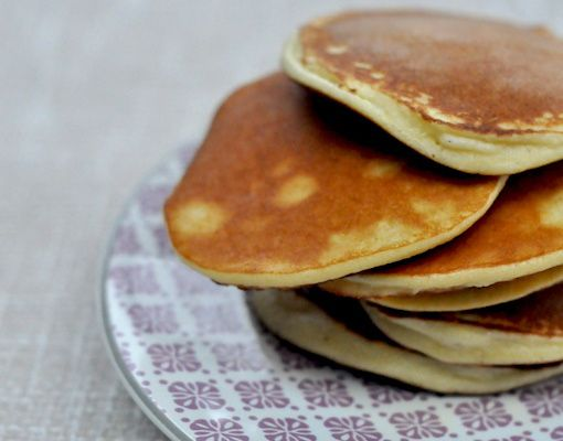 Pancakes/blinis cétogène (low carb)