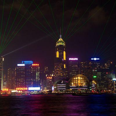 21. - 25. Mai Hong Kong the final destination