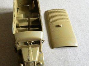 Engins militaires à roues 1/72ème
