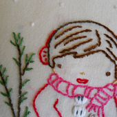 Gingerbread Cottage: Christmas in Stitches