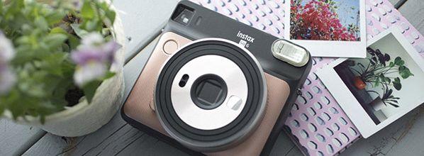 L'appareil photo Instantanée Instax Square SQ6 est disponible !