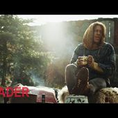 """Mykki Blanco - """"High School Never Ends"""" (ft. Woodkid) (Official Music Video)"""