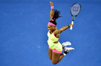 Serena Williams championne d'Australie 2015