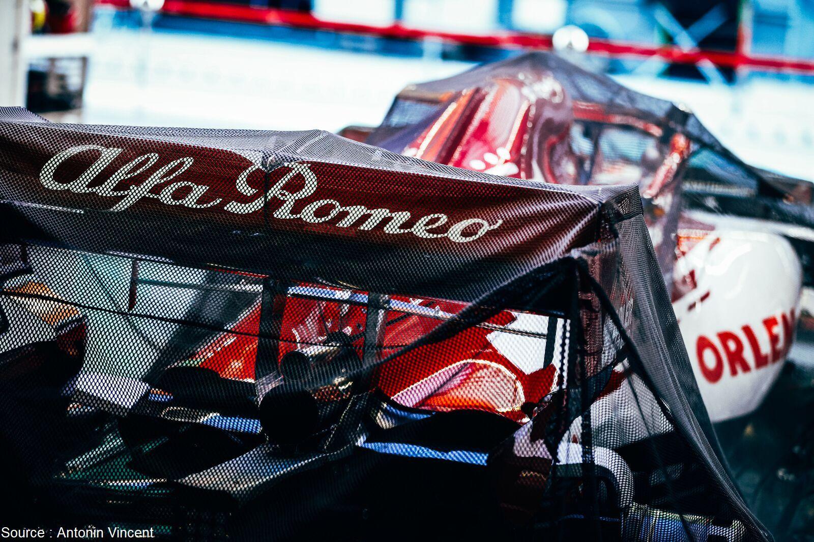 Alfa Romeo maintient son engagement en F1