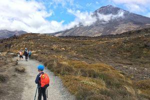 Randonnée à Soda Spring ~ Tongariro National Park ~ Nouvelle Zélande