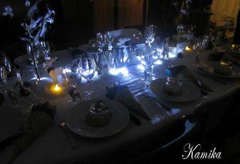 Table de Noël (suite)
