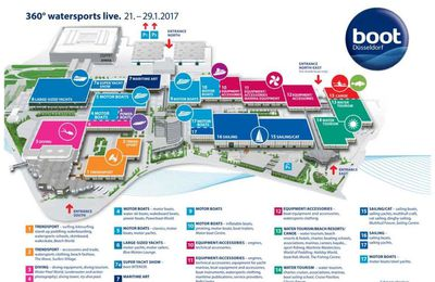 boot Düsseldorf & European Boating Industry announce theme for its flag event IBM