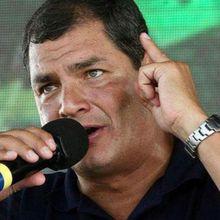 Rafael Correa objet d'un complot judiciaire comparable à celui orchestré contre Lula