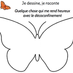 Je dessine, je raconte émotions chez Julia