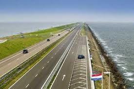 L'instant néerlandais du jour (2016_09_26): de Afsluitdijk