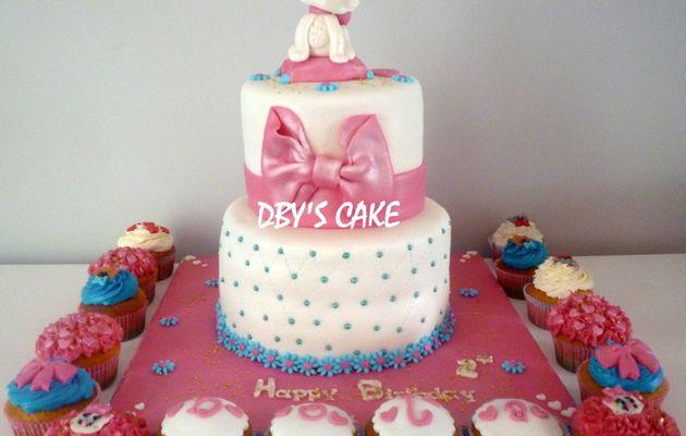 Cupcakes Aristochats