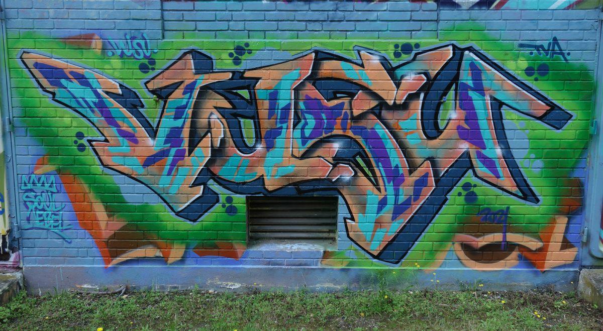 Album - Graffitis Dept 91 Tom 029