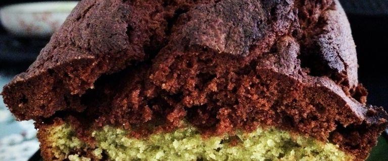 Cake Matcha chocolat