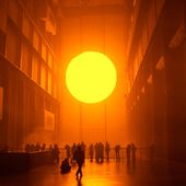 Olafur Eliasson - The Weather project - LANKAART