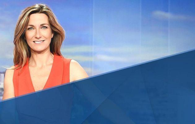 Le JT du week end 20h de TF1 du 27 août