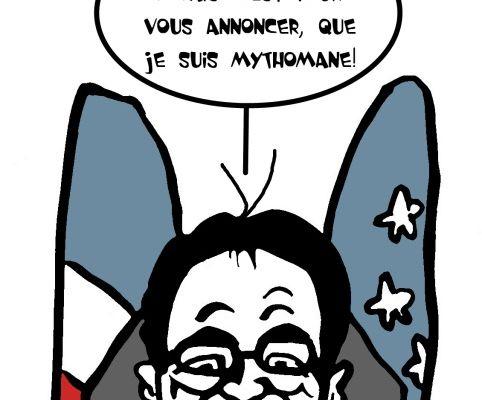 Allocution du 14 juillet à l' Elysée:
