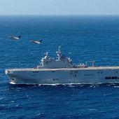 Méditerranée : Les forces françaises envoient un second message avec un exercice de lutte anti-navire