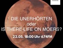 MUSIKABEND feat. Alan Lomax Blog im Radio am 22.05.2021 – DIE UNERHÖRTEN oder IS THERE LIFE ON MOERS? #52