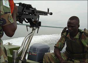 CAMEROUN - BAKASSI:Armes, pognon et tueries au service de la mafia militaire