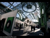 L'art contemporain a investi le Grand Palais