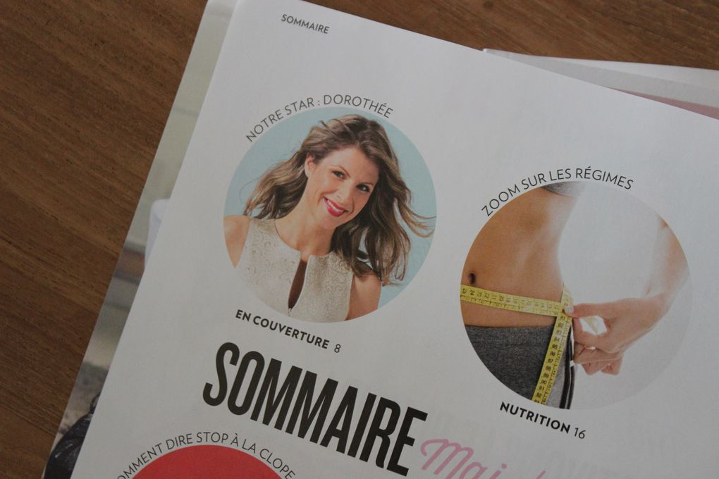 LES COULISSES DU MAGAZINE WEIGHT WATCHERS