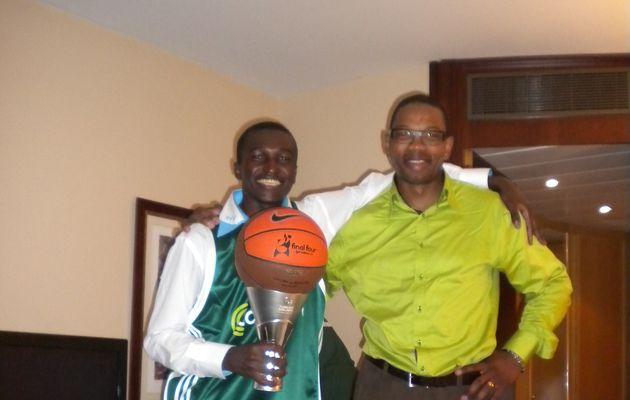 23/04: Le Média News Basket Bêafrika invité du Final Four d'Istanbul