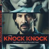 Exclusive Knock Knock Home Release Deleted Scene Follows Keanu Reeves Trying to Survive Destruction