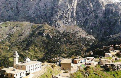 Ait-Ergane : Une montagne et des hommes.