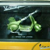 SCOOTER VESPA 125 CC 1948 PIAGGIO 1/32 NEW RAY - car-collector.net