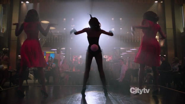 Critiques Séries : The Playboy Club. Saison 1. Episode 2.